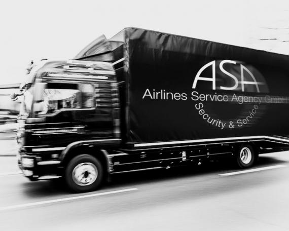 Trucking / Umfuhren